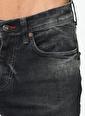 Mustang Jean Pantolon | Normal Bel Slim Antrasit